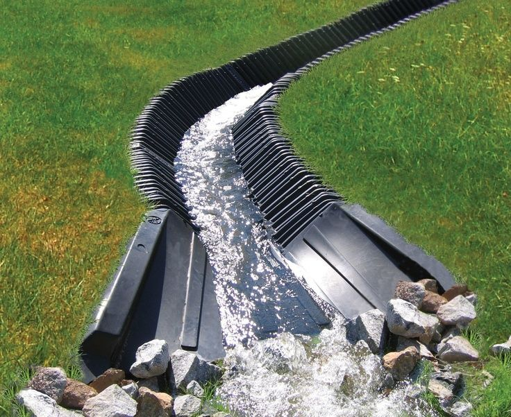 Outdoor Ideas · SmartDitch Is A Maintenance Free And Ideal Solution For  Slope Stabilization, Drainage, And Erosion