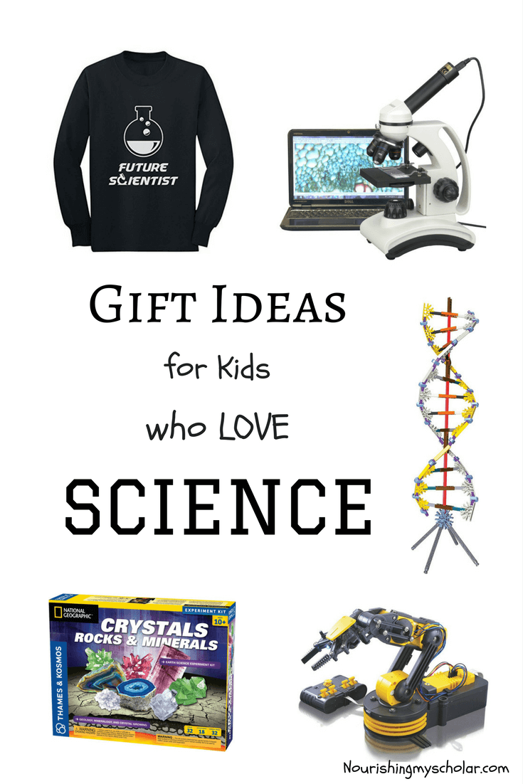 Gift Ideas For Kids Who Love SCIENCE Over 60 Your Science Loving Kid Via Preciouskitty23