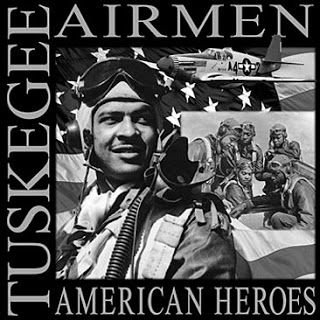 A Montford Point Marine and Tuskegee Airmen In One Immediate