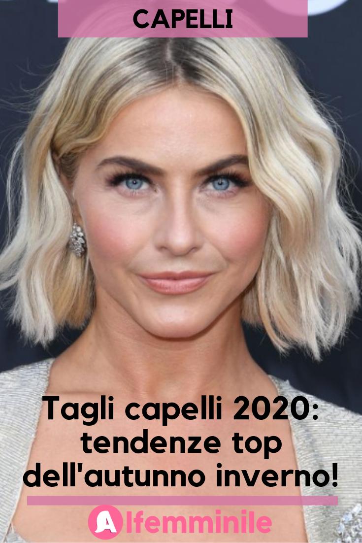 Tagli capelli 2020: tutte le tendenze della primavera ...