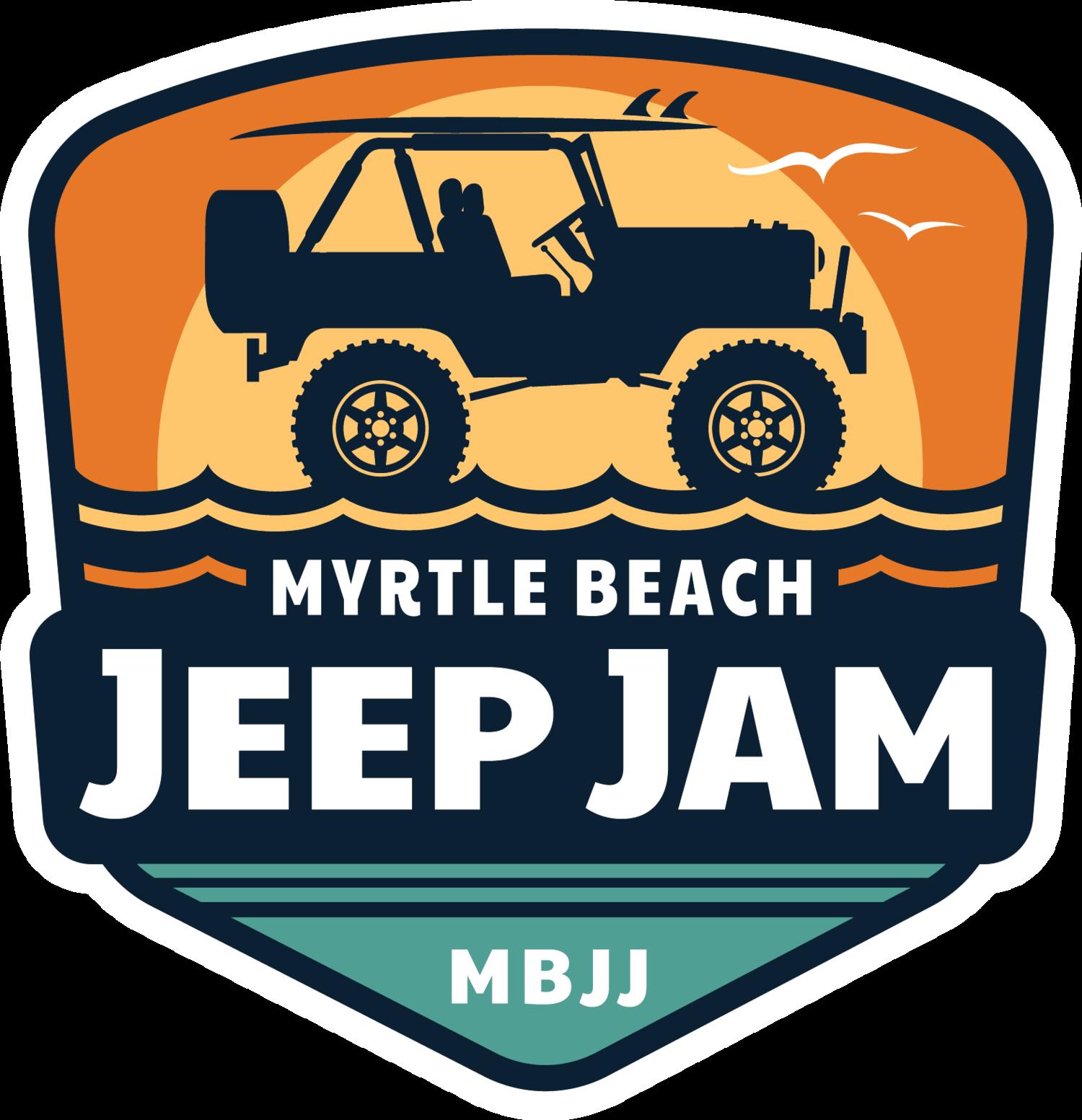 Myrtle Beach Jeep Jam Beach Jeep Jeep Myrtle Beach