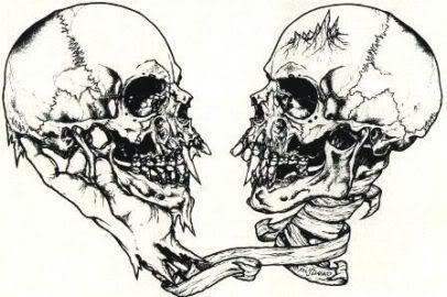 Pushead Metallica Art Skull Art Metallica Tattoo