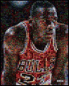 controlador brillante conductor  Michael Jordan Emoji Collage | Michael jordan, Basketball art, Basketball  is life