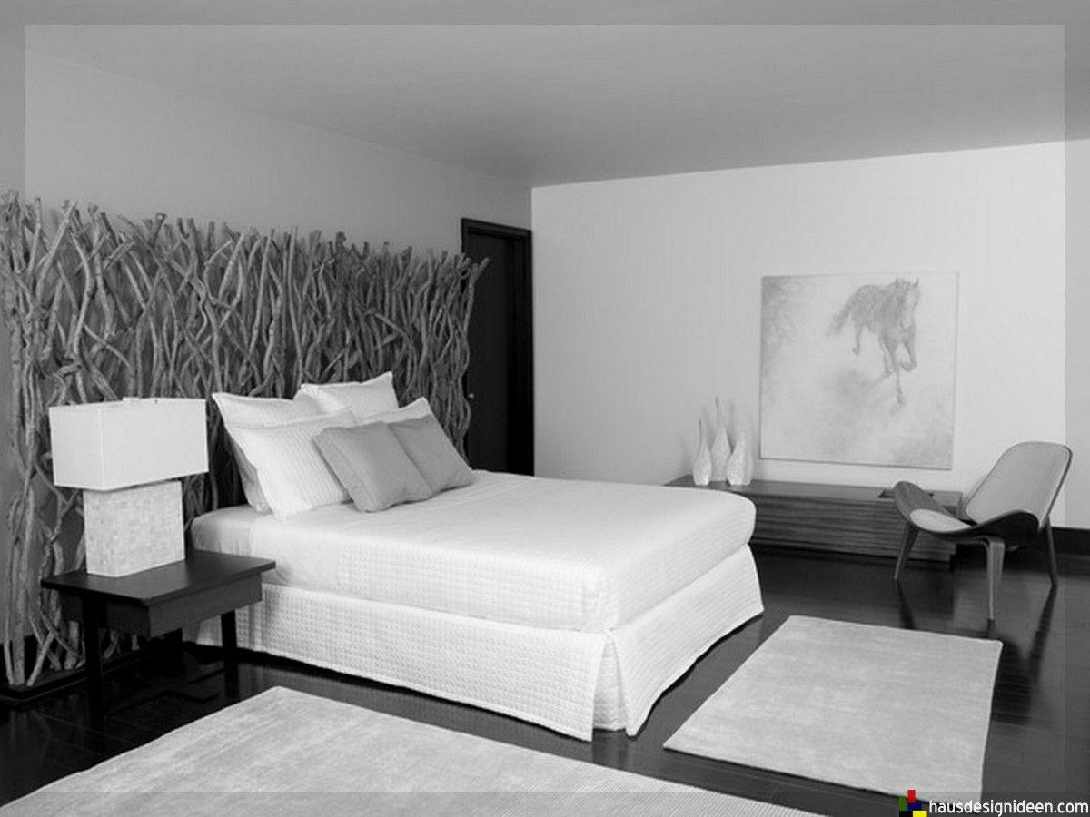 Uberlegen Schlafzimmer Ideen Grau Weiß 016