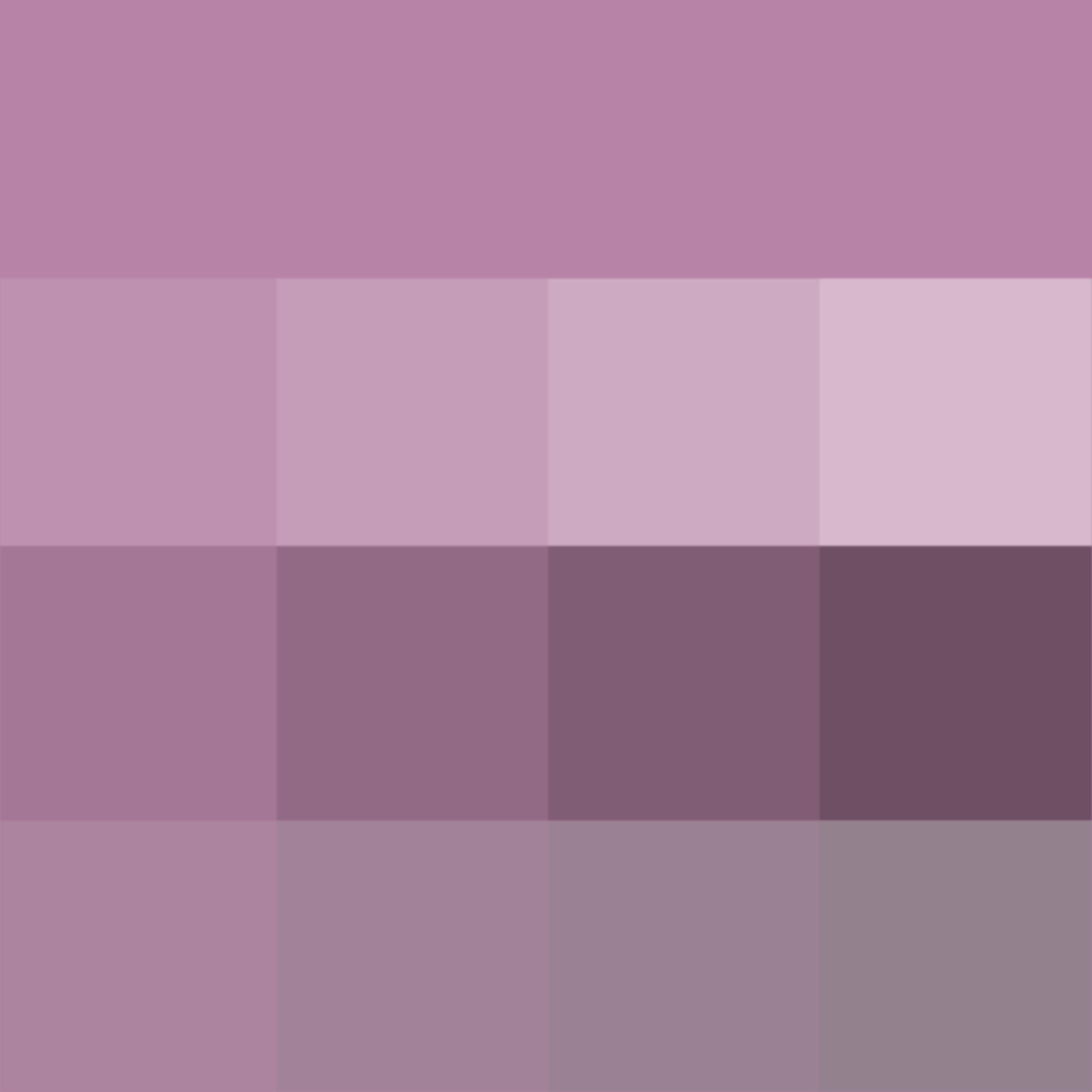 Opera #Mauve shades (Hue) ( pure color ) with Tints (hue + white