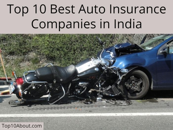 Top 10 Best Auto Insurance Companies in India 2020 in 2020 ...