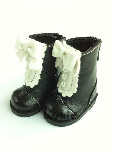 【Tii】1//6 BJD doll shoes blue bunny YOSD shoes Super Dollfie DOD DOC AF DK Luts