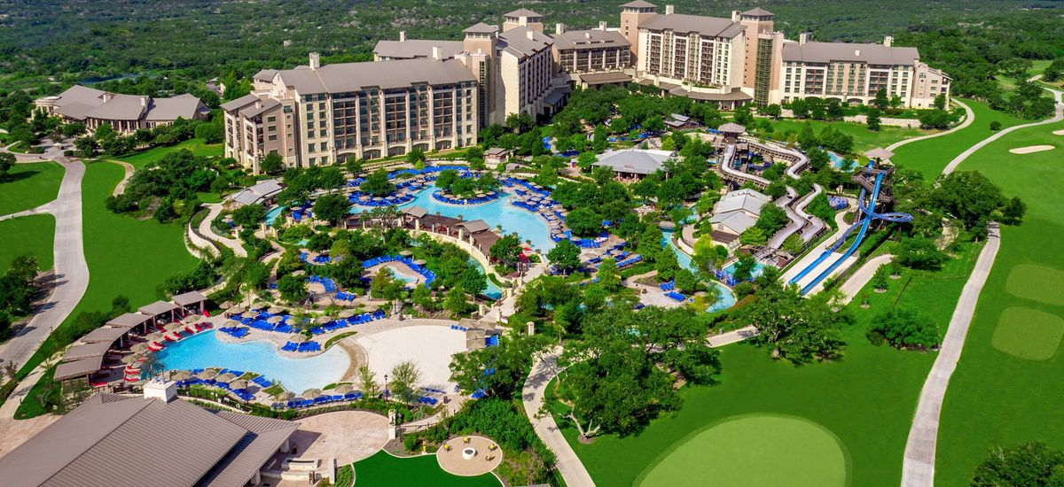 The Jw Marriott San Antonio Hill Country Resort Amp Spa