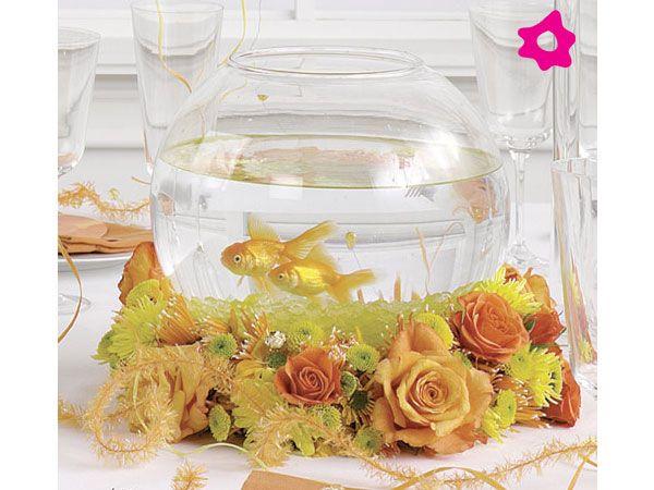 Centros de mesa para boda con accesorios centers Pinterest