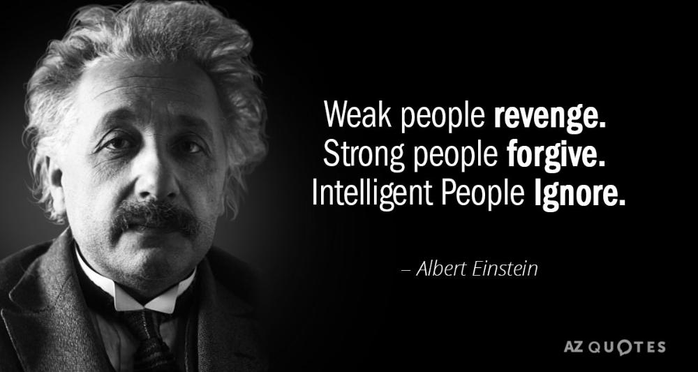 Albert Einstein Quote (With images) Einstein quotes