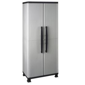 Captivating Garage Left Side Idea   Enviro Elements H X W X D Resin Multipurpose Cabinet