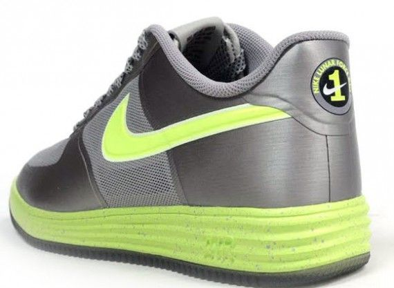 f54d00038f83 ... Nike Lunar Force 1 Fuse Silver Neon Yellow ...