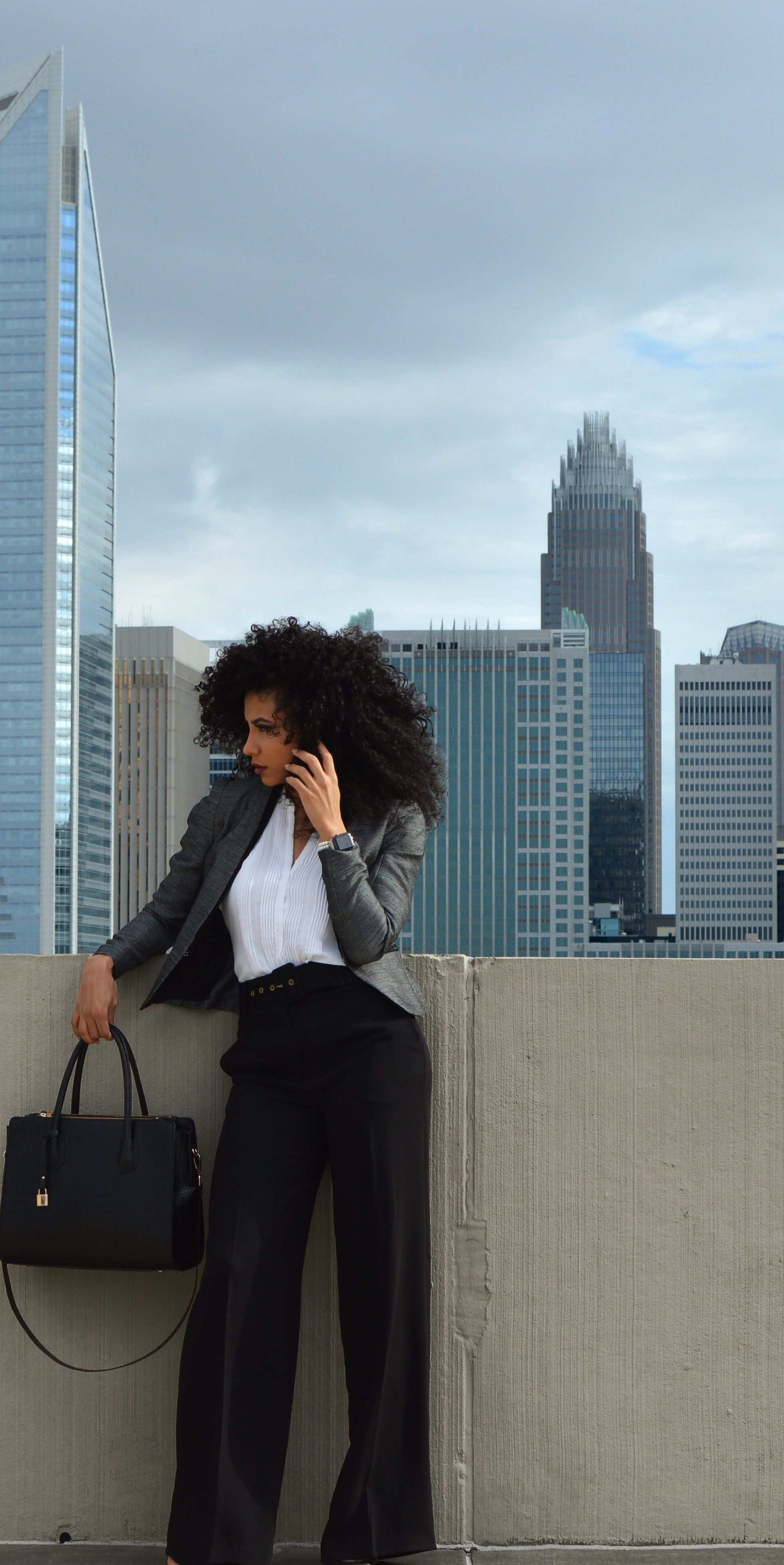 White Collar Glam Charlotte Nc Attorney Outfit Black Attorney Mixed Girl Professional Clothes Work Outfit Professional Outfits Attorney Outfit Fashion
