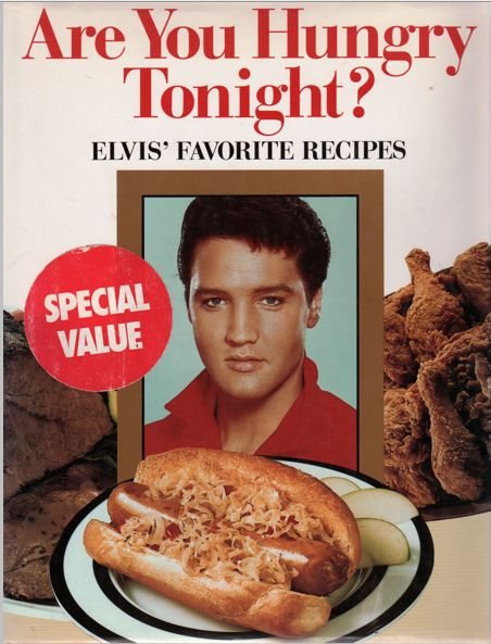 The Allee Willis Museum of Kitsch » Are You Hungry Tonight? Elvis\'s ...