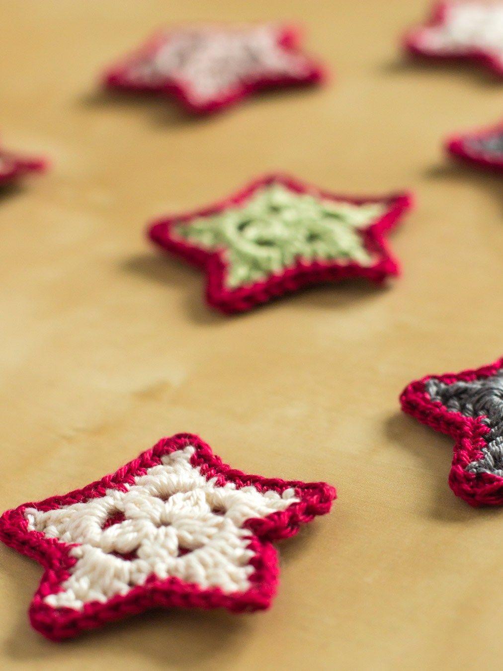 Overlay Crochet Star Christmas Ornament – a free pattern ...
