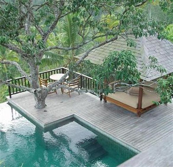 12 Most Amazing Pools In The World Ubud Hotel Pool And Villas