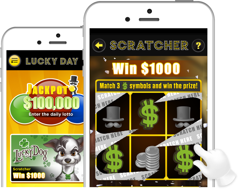 Lucky Day is 100% free app to win real money by playing games l