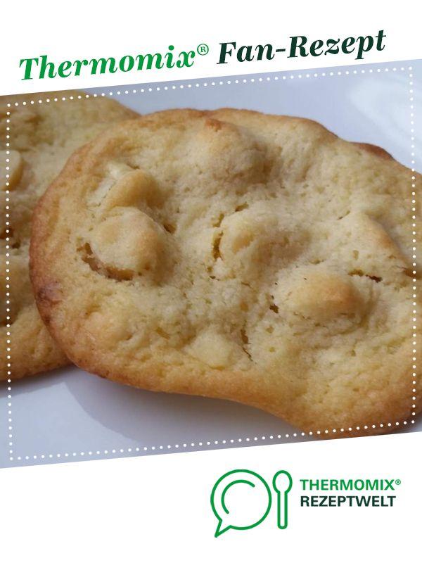 Cookies Kekse wie bei Subway von •Karo•. Ein Thermomix Rezept aus der Kategorie Backen süß auf www.rezeptwelt.de, der Thermomix Community.