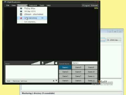 xsplit tutorial: instant replay | software | pinterest | replay, Presentation templates