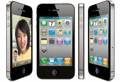 The Iphone 4 Has An All New Display As Well Apple Is Calling The Led Backlit 960 X 640 Ips Screen The Retina Display Con Imagenes Telefonos Celulares Telefono