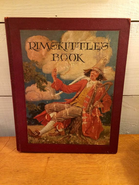 Rimskittle's Book. Jackson, Leroy F. Published by Chicago: Rand McNally & Company, 1926/1926, 1st printing