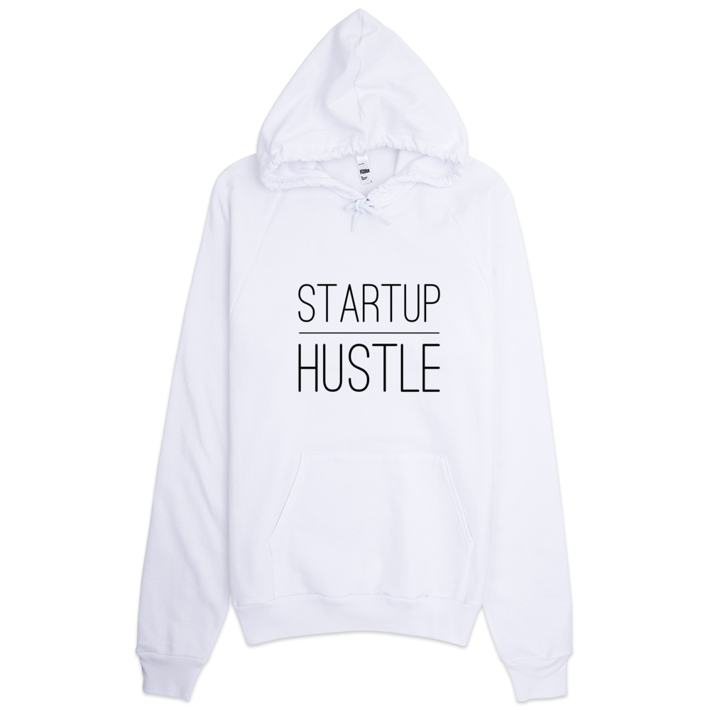 Startup Hustle Pullover Hoodie