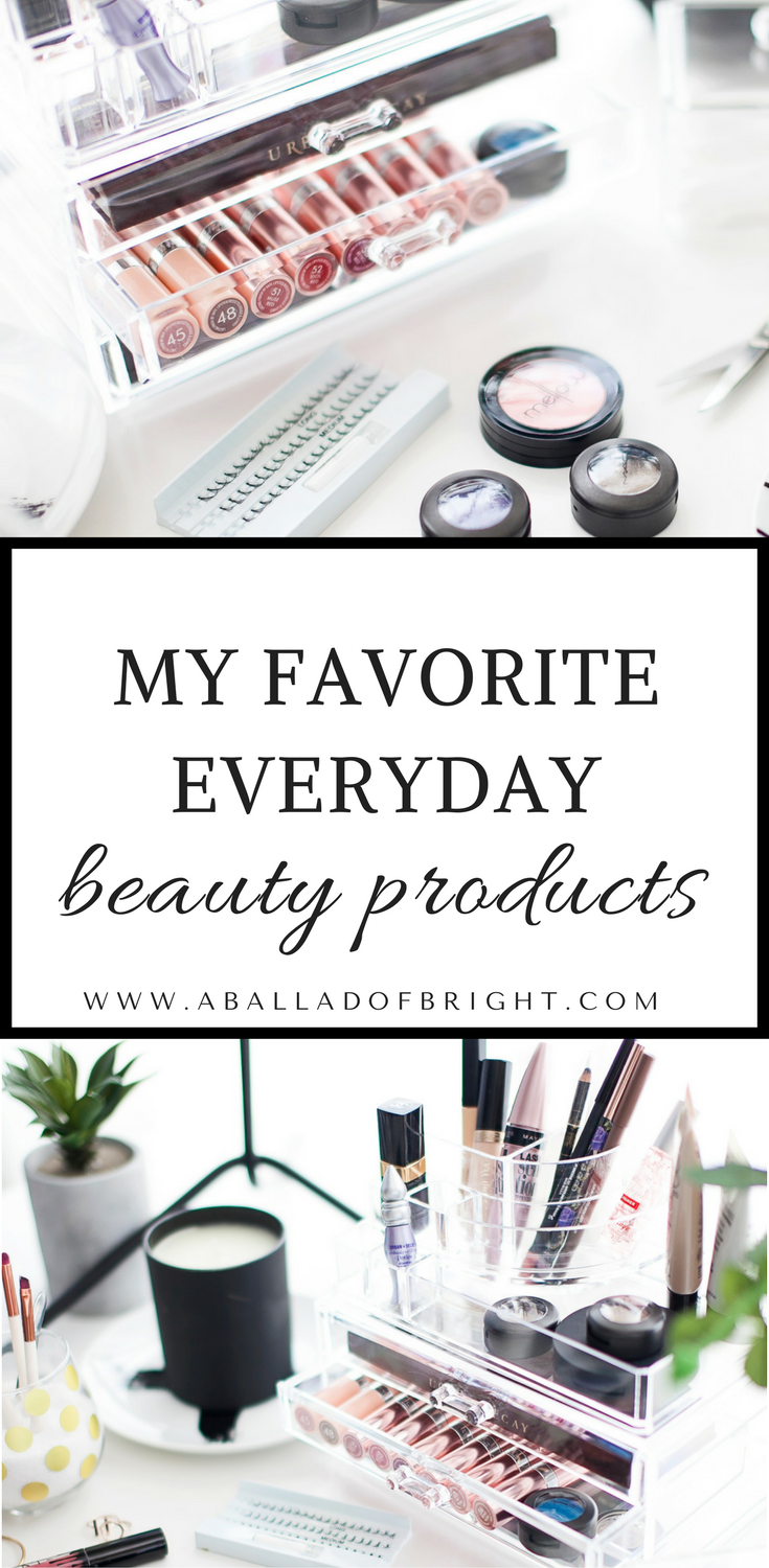 Makeup products, Best MAC products, everyday makeup, Makeup Forever, Maybelline, Drugstore Makeup