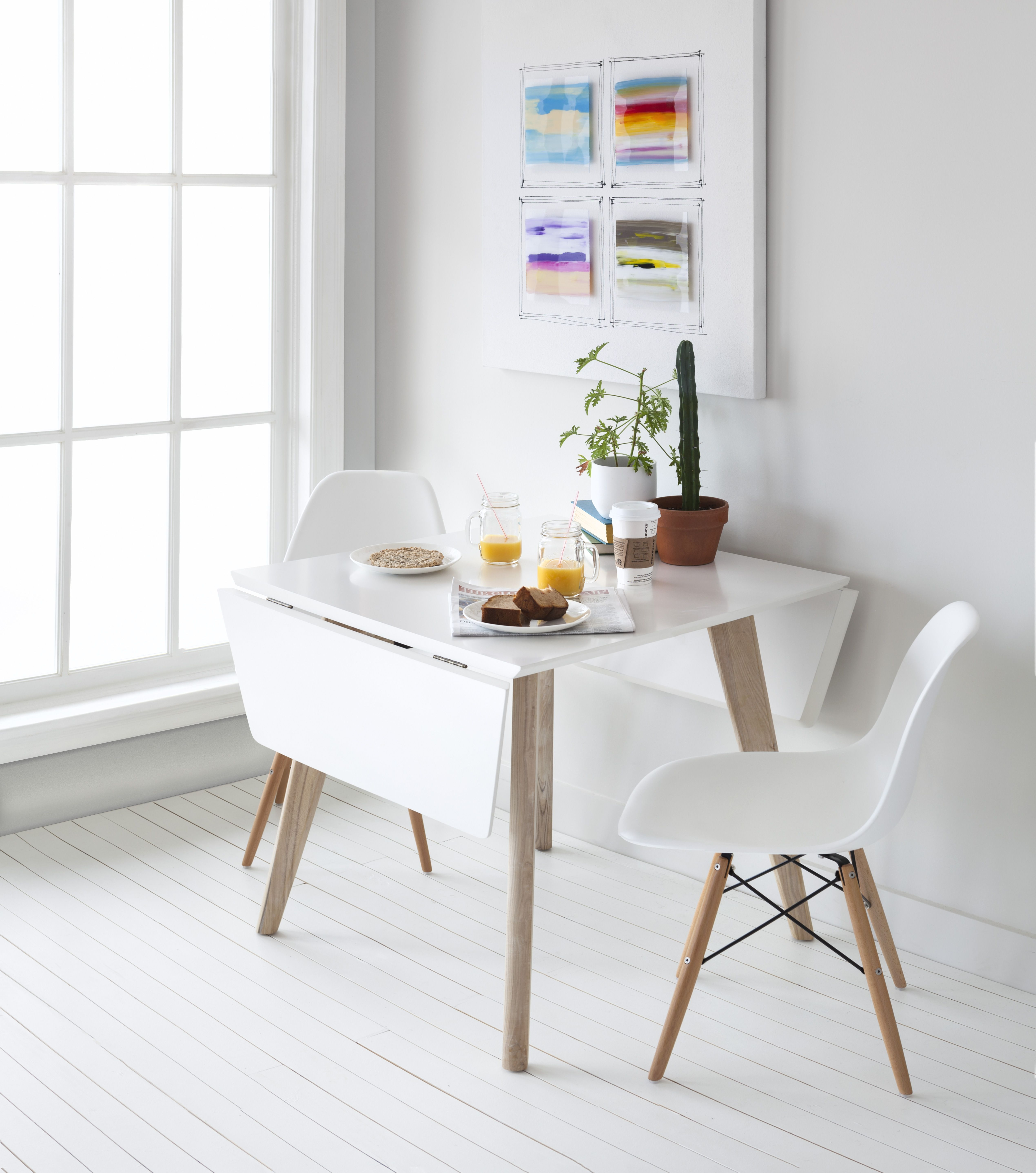 Furnitures Fashion Small Dining Room Furniture Design: City Living: Athena Dining Table