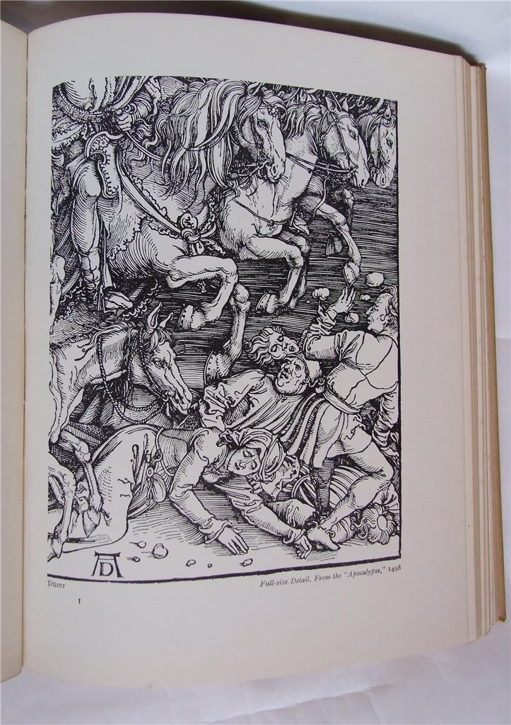 History of Wood Engraving, Bliss 1928, Dürer, Bewick