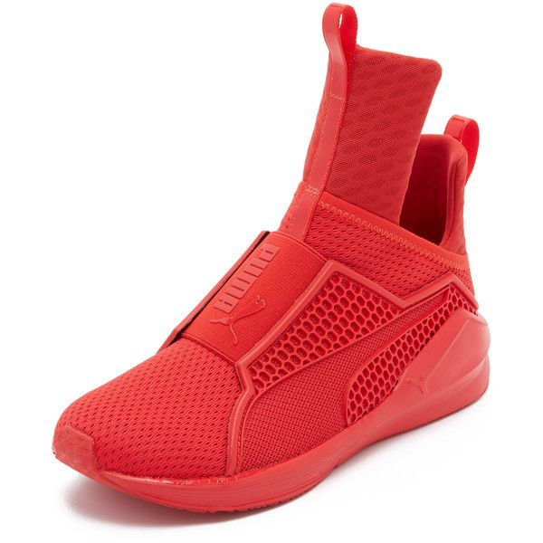 b47e5782968 PUMA Puma x Rihanna Fenty Trainers ( 180) ❤ liked on Polyvore featuring  shoes