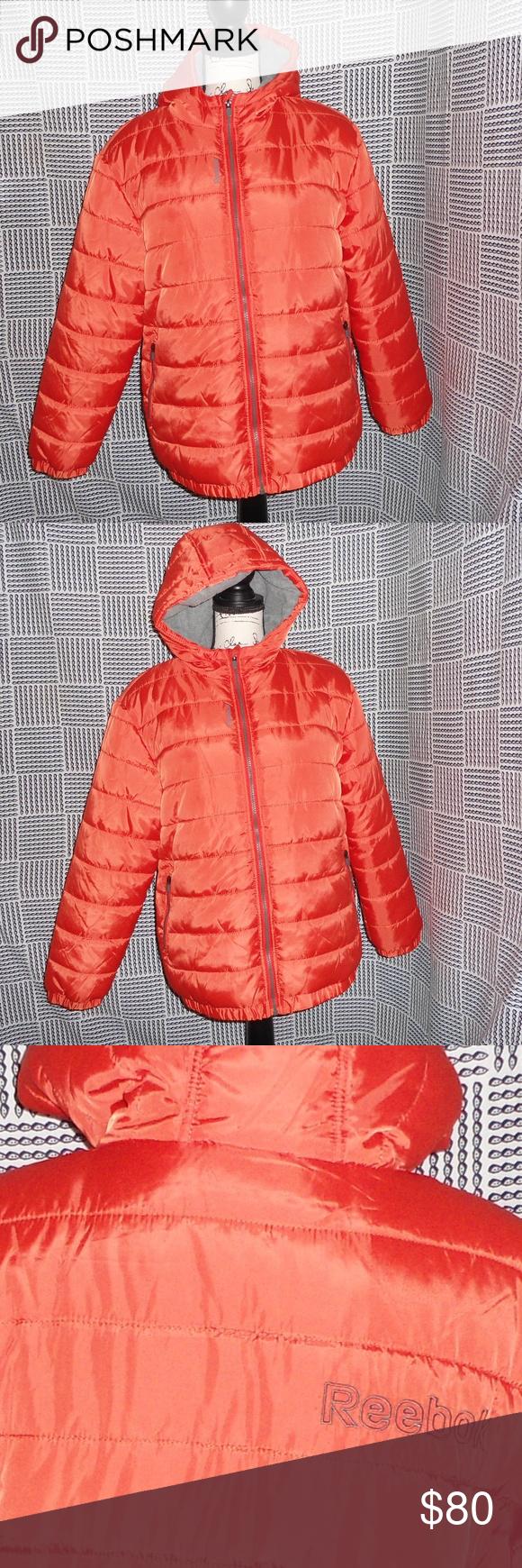 Reebok Puffer Jacket Clothes Design Fashion Reebok Logo [ 1740 x 580 Pixel ]