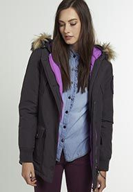 SuperDry Everest Coat might be an excellent winter jacket