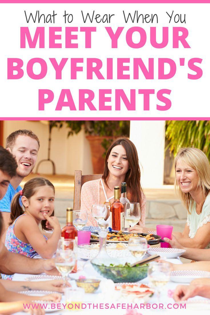 what to get boyfriends parents