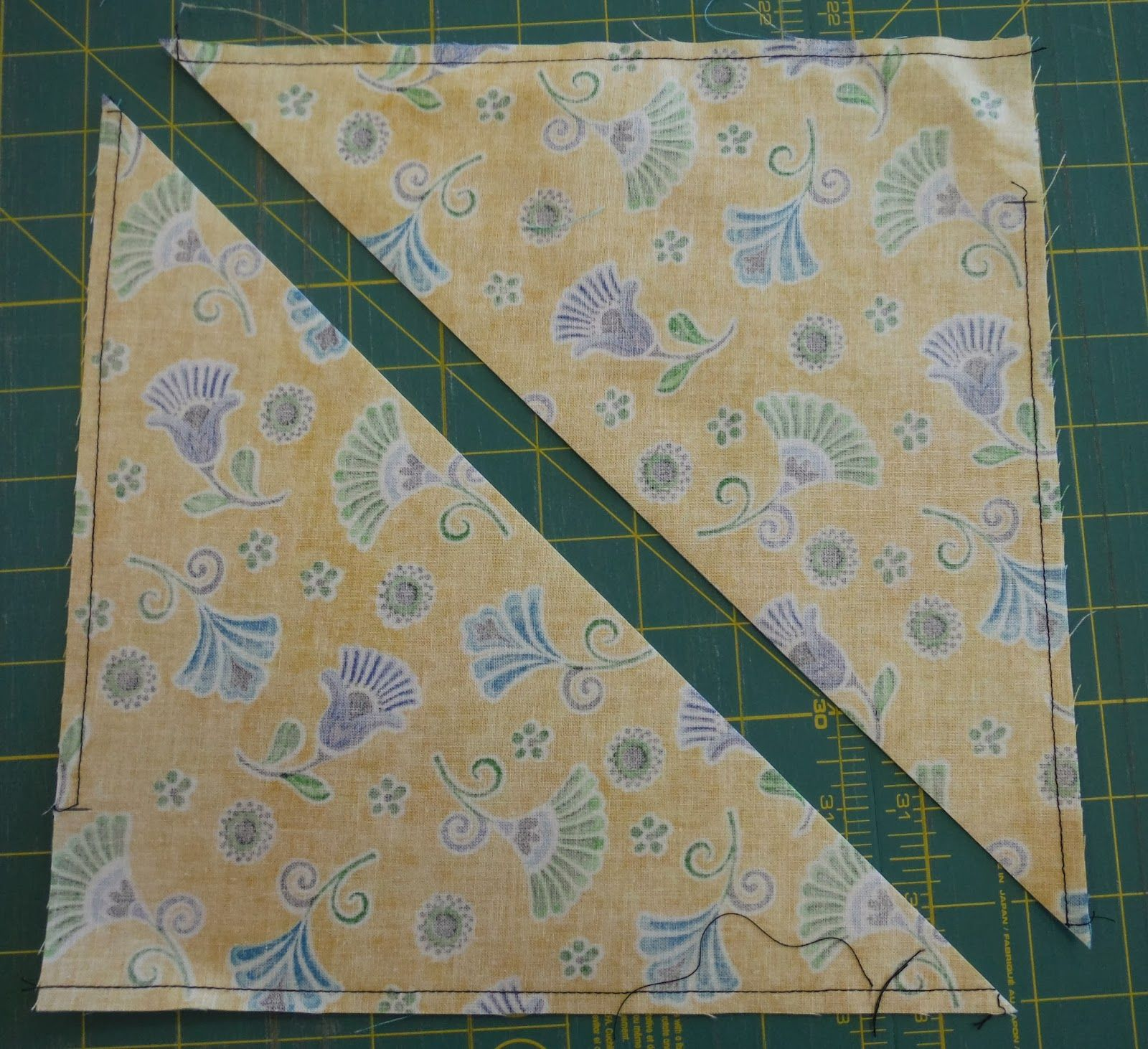 """Here is a great two color quilt for you to make! Cincinnati, Ohhhh Quilt Size - 73"""" x 85"""" Block size - 11 1/2"""" finished Fabric Req..."""
