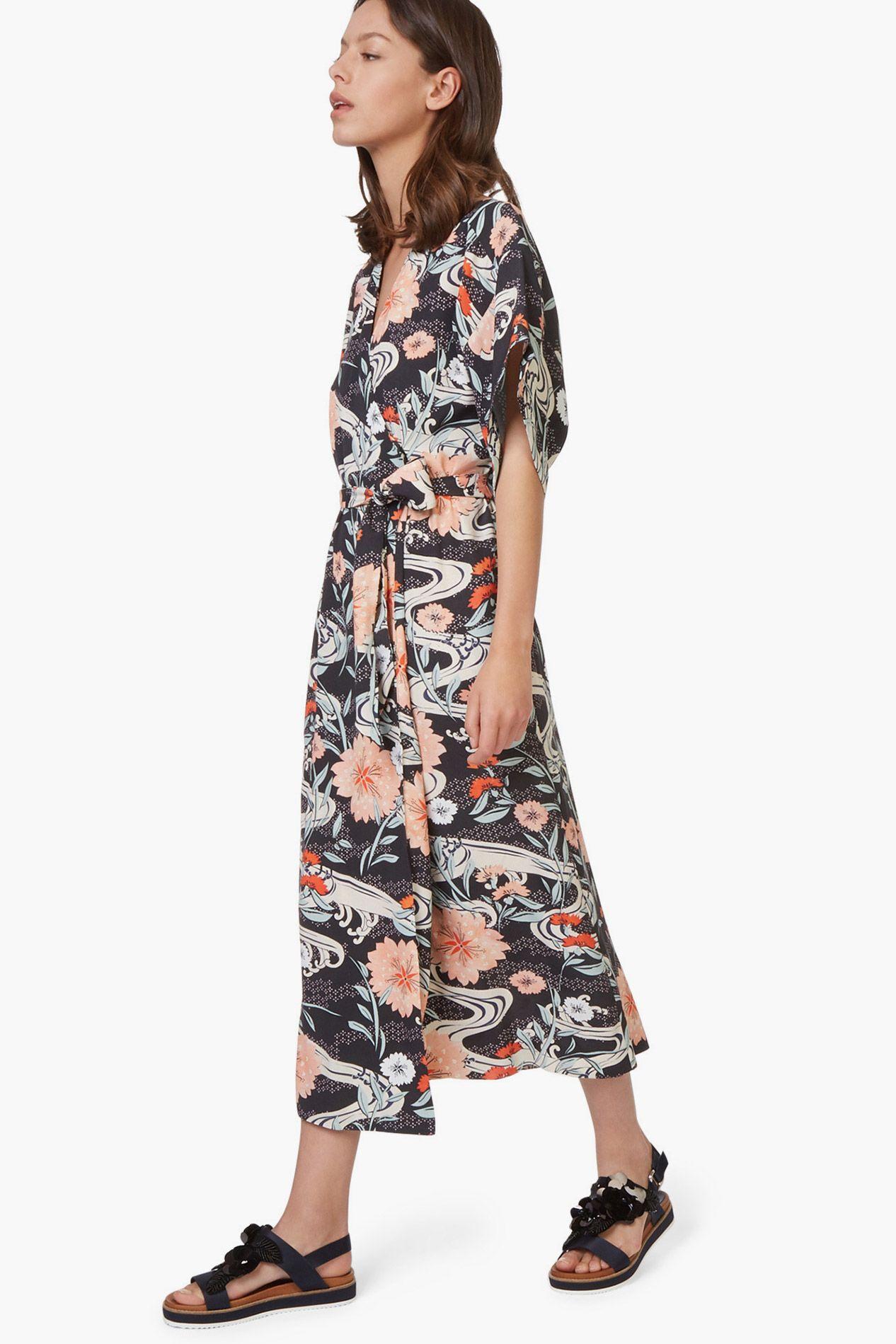 Femme Mzvpsugq Kimono Femmew T Robe N A Monoprix sQdrhCxt
