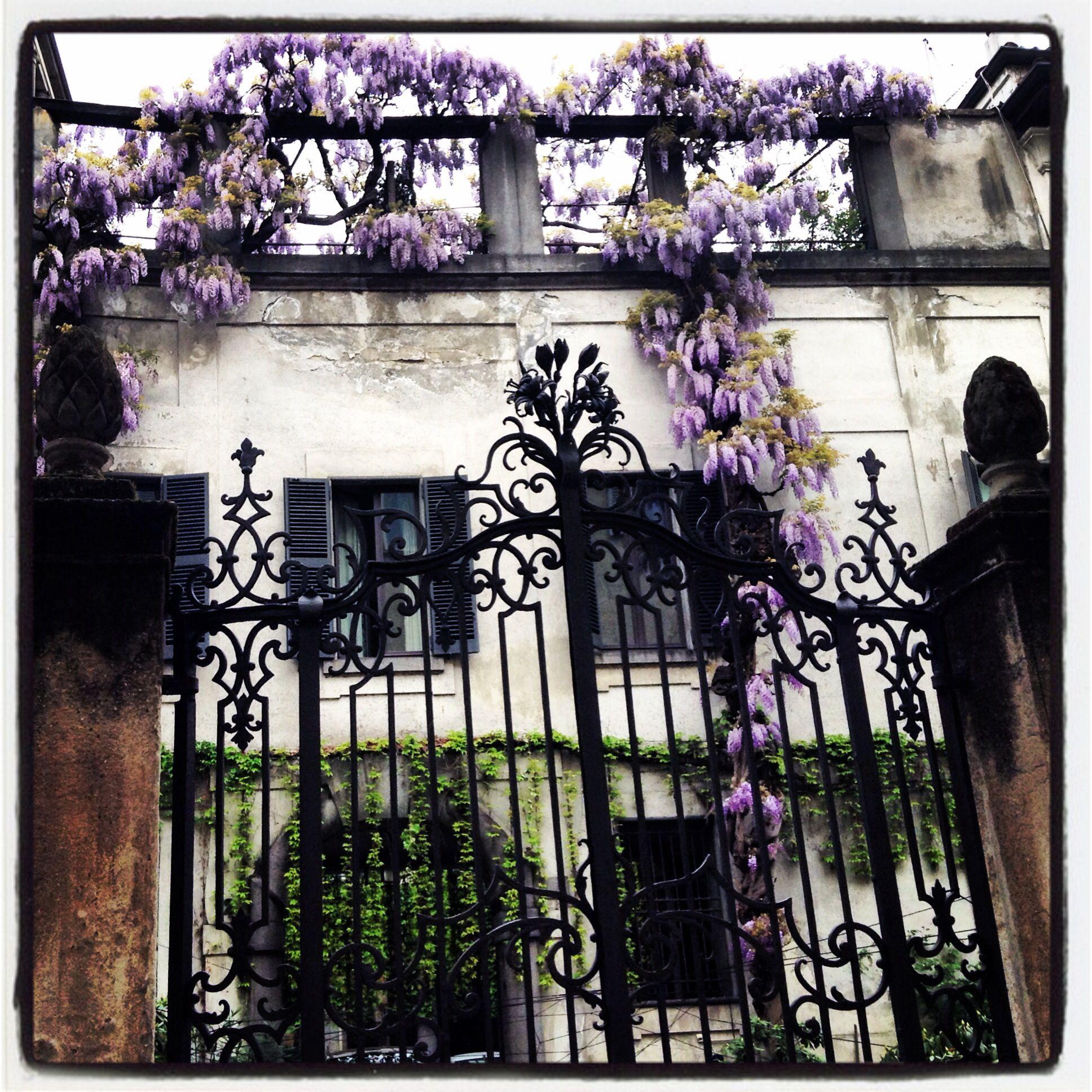 Spring in Milano. MB photo.