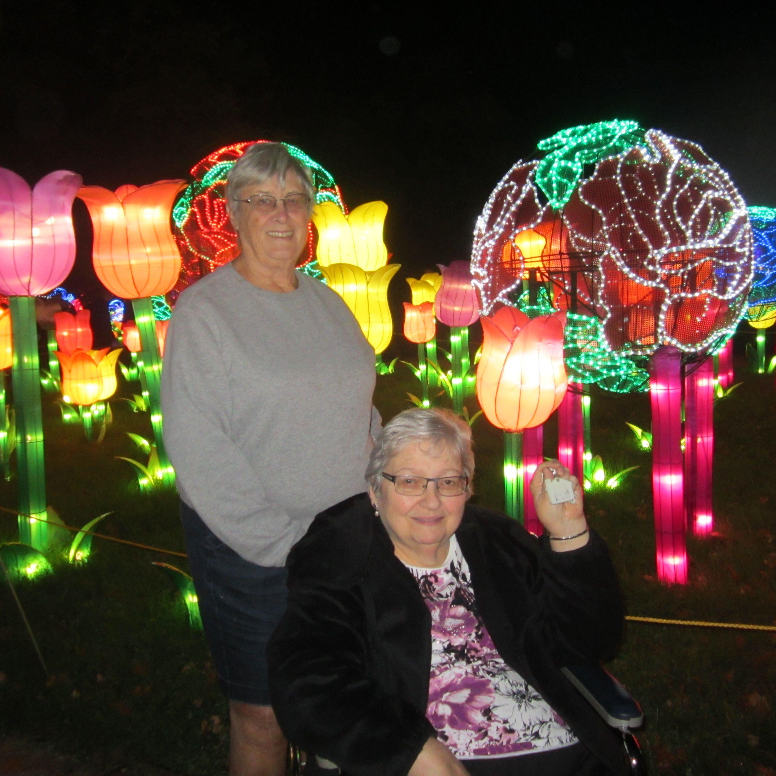 fa3be6a2f9fb67bacffbedbcef474e50 - China Lights Boerner Botanical Gardens Tickets