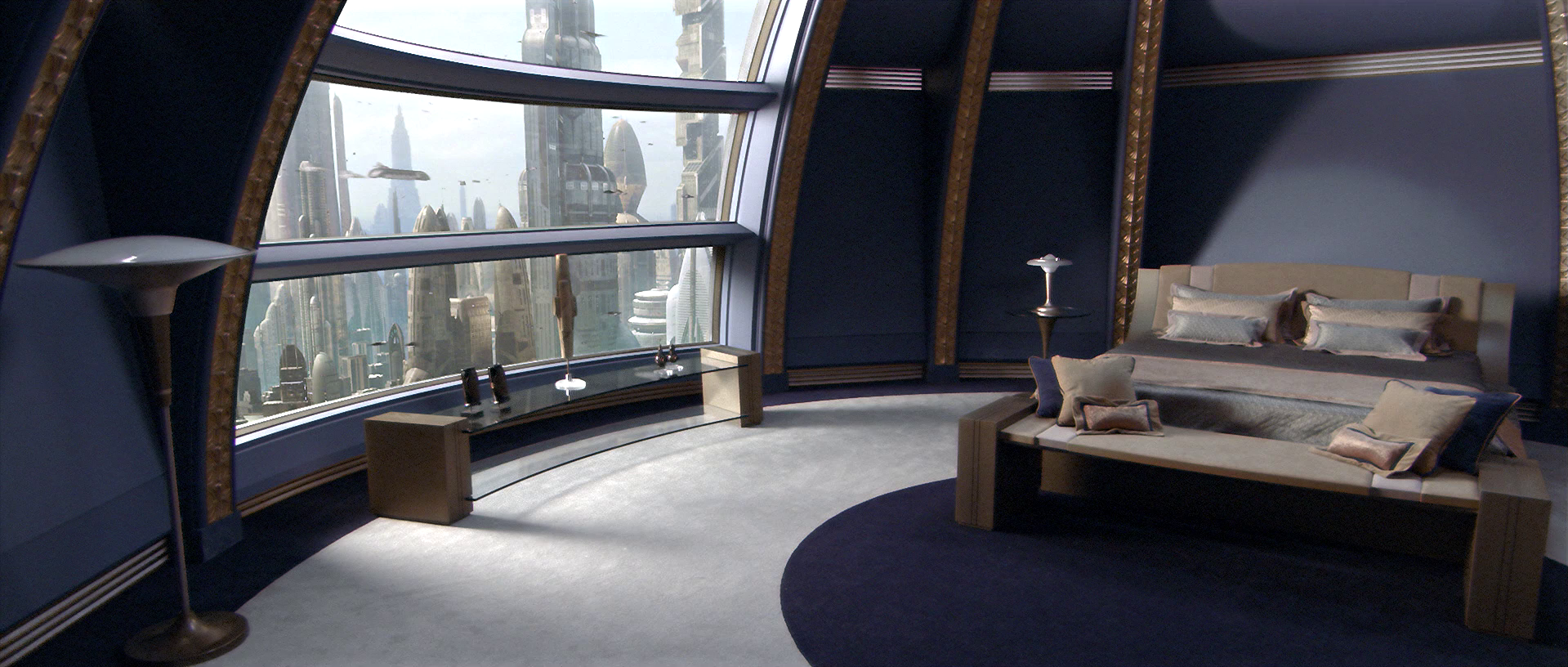 Padmé Amidala S Apartment Wookieepedia The Star Wars Wiki