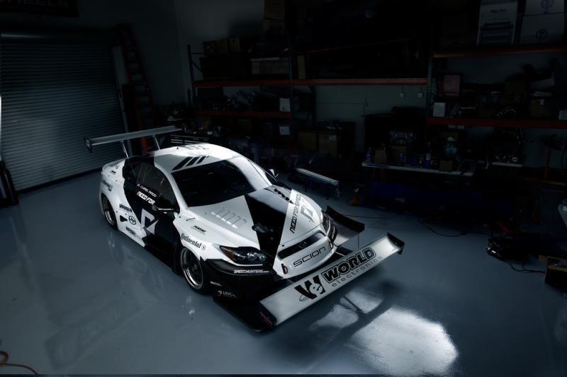 Toutes les photos Scion tC AWD Need for Speed 1100
