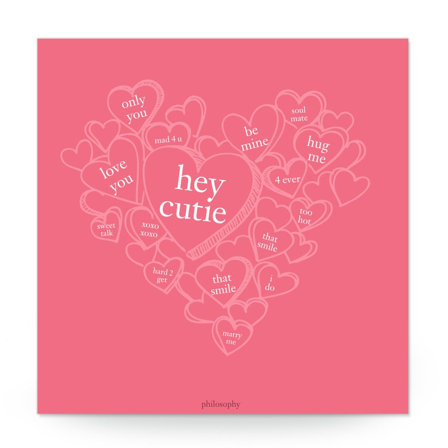 A Gift Is Nice But Sometimes A Simple Card Says It All Print Or Share One Of Our Valentine S Day Cards And Add A Sw Simple Cards Card Sayings Sweet Messages