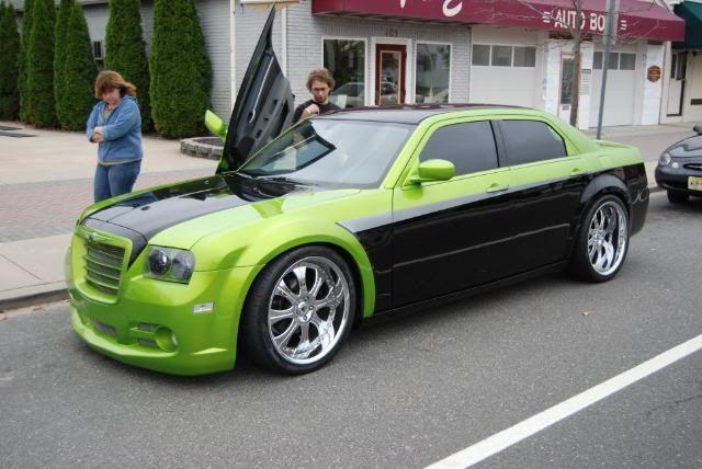 custom car paint jobs massachusetts chrysler 300. Black Bedroom Furniture Sets. Home Design Ideas