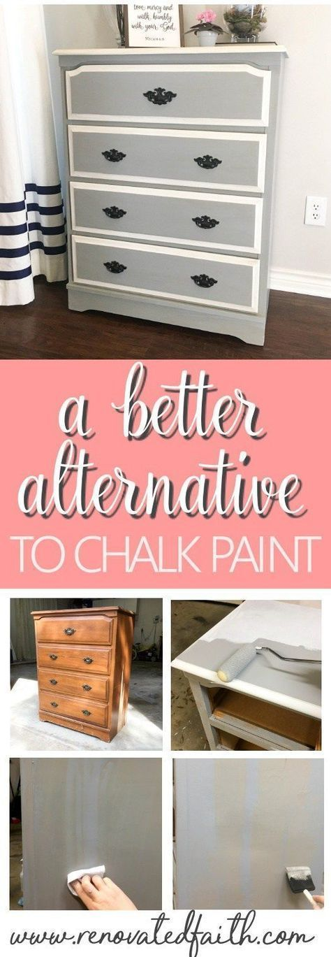 Refinish Furniture With Less Cost, Time And Hassle While Achieving A More  Durable Finish With My Better Alternative To Chalk Paint. Iu0027ll Eveu2026
