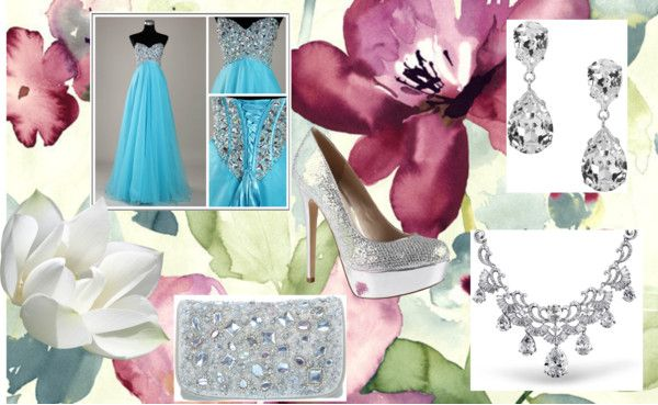 """""""romantic"""" by rebecca-leigh-smith on Polyvore"""