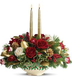 Christmas Floral Arrangements Centerpieces <b>flower christmas centerpieces</b>  - the