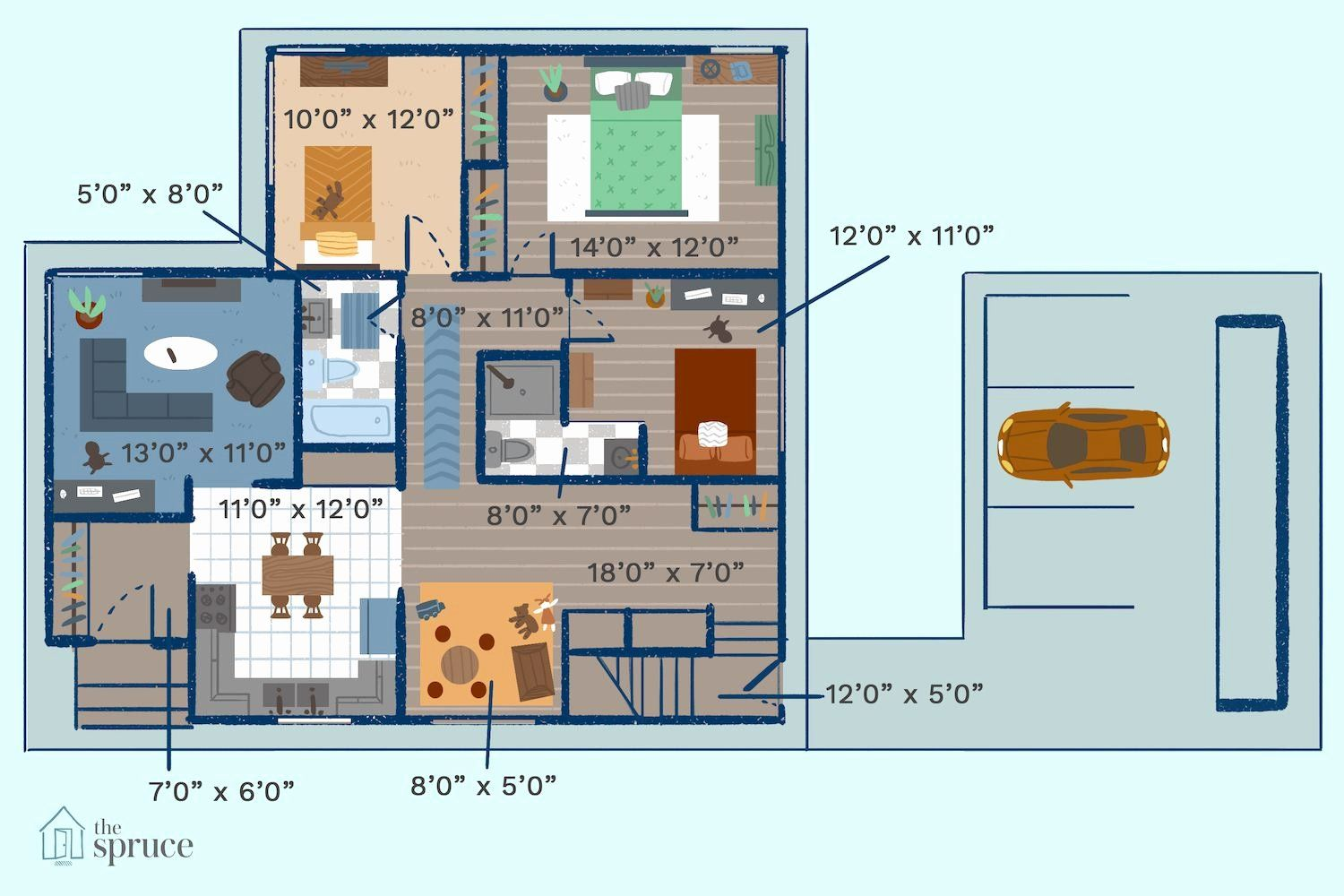 Blog About The Houses Buildings Furniture And Architecture Small House Plans House Plans House Front Design