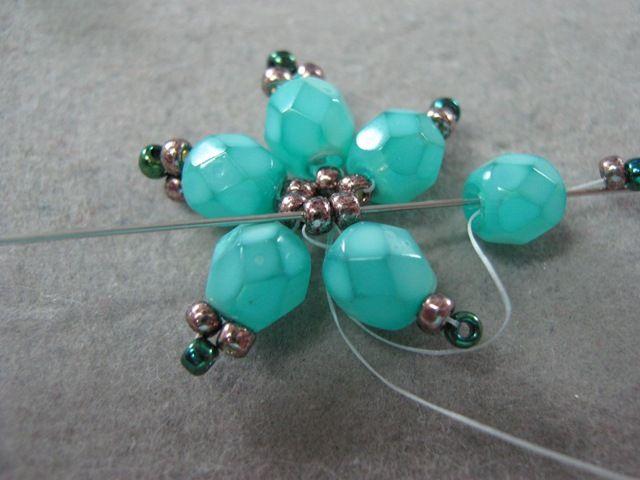 Beaded Flower Bracelet Part 1 | Modern Minerals