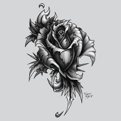 Pin By Julie Cole On Tattoo Inspiration Rose Flower Tattoos Black And White Flower Tattoo Rose Vine Tattoos