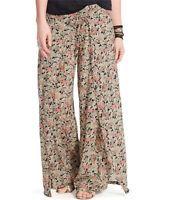 1adbea5b4e Denim   Supply Ralph Lauren NEW Bella Floral Wide-leg Smocked Pants S P   89.50