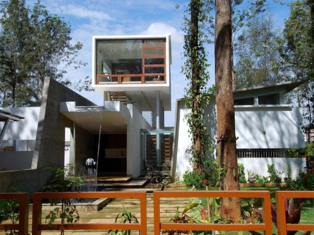 House of pavilions by architecture paradigm bangalore india also rh pinterest