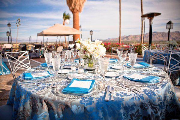 My Photo Album | Baby blue weddings, Reception and Wedding designs